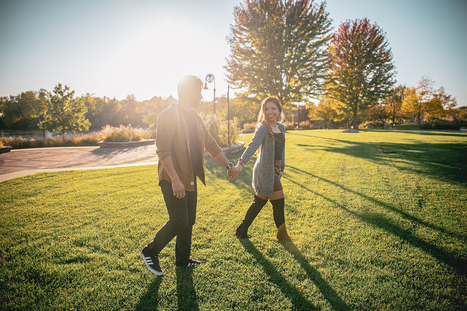 Eau Claire Wisconsin Wedding Photography Leng and Zong