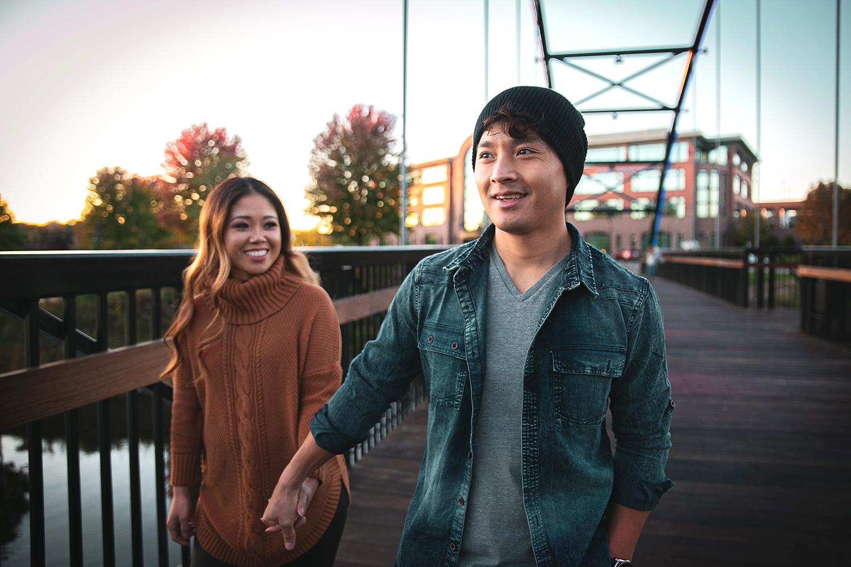 Leng Zong Engagement Photography